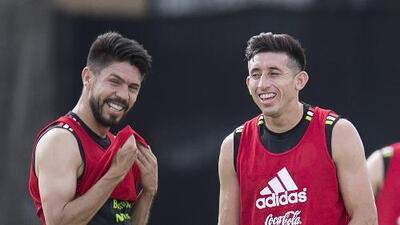 Así le responde Oribe a Herrera de cara al Atleti-Chivas