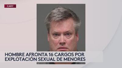 Sujeto enfrenta 16 cargos por explotación sexual de menores