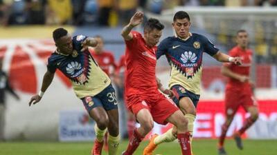 Cómo ver Toluca vs. América en vivo, por la Liguilla del Apertura 2018