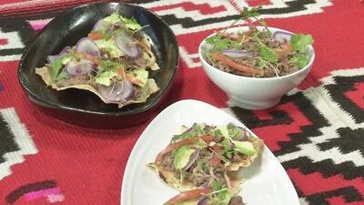 Salpicón de res, conoce el paso a paso para lograr una exquisita receta ideal para el almuerzo