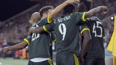 Balotelli pone al Milan en el camino de la victoria ante Udinese