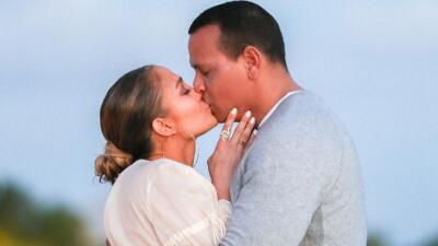 Esto es lo que dicen las fotos de la pedida de matrimonio de JLo y A-Rod tras la acusación de infidelidad