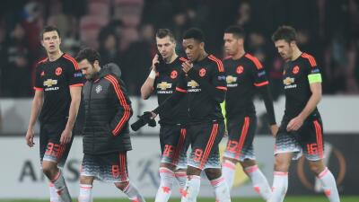 El Midtjylland sorprende al vencer al Manchester United en la Europa League