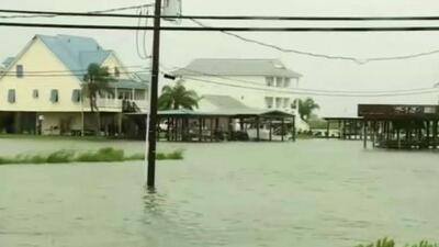 Se mantiene la amenaza de lluvia tras la presencia de la tormenta 'Cindy' en el Golfo de México