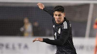 Expertos responden: ¿Estaría bien que Edson Álvarez juegue la Copa Oro si no está al 100% recuperado?