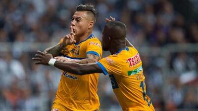 Tigres es campeón del Apertura 2017 de la Liga MX tras vencer 2-1 a Monterrey en la Gran Final Regia