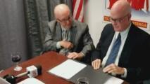 Directorio Democrático Cubano firma acuerdo de colaboración con el partido político israelí Likud
