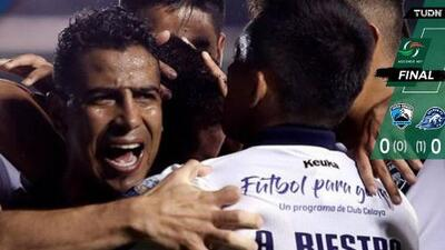 Celaya elimina a domicilio a Tampico Madero en el Ascenso MX