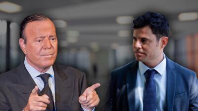 Se suspende juicio de paternidad contra Julio Iglesias y su presunto hijo no lo toma bien