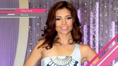 Marina Ruiz en Nuestra Belleza Latina 2016