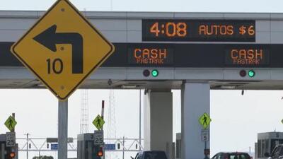 Nuevo año, nuevas cuotas. Estos serán los costos del peaje en los puentes del Área de la Bahía