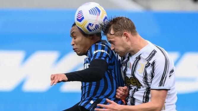 La final de Copa Italia Atalanta-Juventus se disputará con aficionados