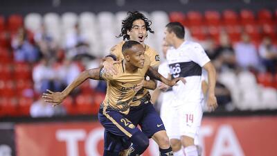 Olimpia 0-2 Pumas: Pumas también mostró su pegada en suelo paraguayo