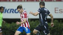 Prevalece el 0-0 pero Chivas ya puso a temblar un poste