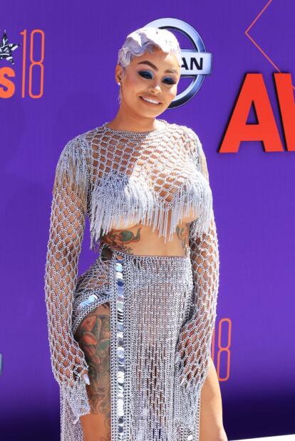 Blac Chyna y Tyga comenzaron a salir en 2012, después de que ella participó como modelo en el video musical 'Rack City', sencillo del rapero.