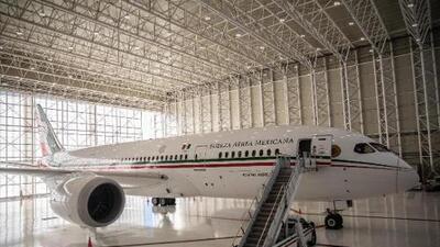 Lujos a bordo del avión presidencial mexicano: varios miles de dólares gastados en licor y comida gourmet