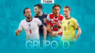 Inglaterra es el rival a vencer en un grupo que huele a revancha