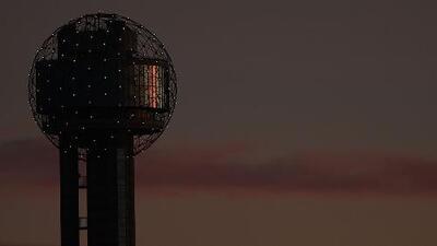 A Dallas le espera una noche de martes con temperaturas cálidas y pocas posibilidades de lluvias