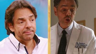 ¡Un héroe de la vida real! Eugenio Derbez en su rol del Dr. Nurko