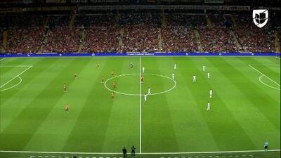 Highlights: Lokomotiv Moscow at Galatasaray on September 18, 2018