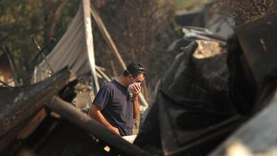 Estas son las lecciones para vivir y sobrevivir al humo de los incendios en California