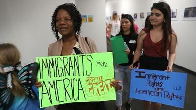 Inmigración, la prioridad de María Elvira Salazar si logra quedarse con un lugar en el Congreso