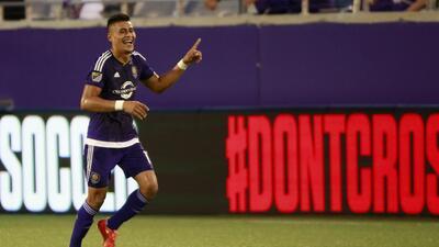 Orlando City SC golea por 5-2 a Columbus Crew, con goles de Larin, Cerén Collin e Higuita