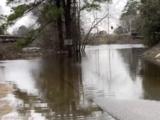 Aumenta el riesgo de inundaciones por crecida de ríos en Carolina del Norte
