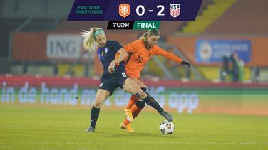 Con autoridad de campeonas... Estados Unidos ganó en Holanda