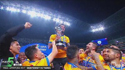 Quinto puesto: Tigres manda en Monterrey al ganar la final regia del Apertura 2017