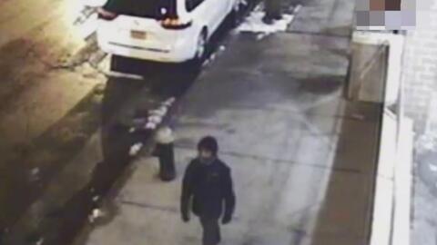 Revelan imágenes del sospechoso de apuñalar a un conductor de Uber en El Bronx