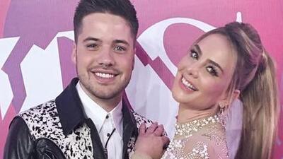 Ximena Córdoba y William Valdés se reencontraron y recordaron su etapa en Despierta América cantando 'El Weather'