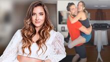 """""""Él nunca me dejó"""": Daniella Álvarez sale en defensa de su ex y pide que dejen de atacarlo"""