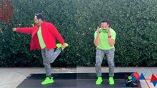 Reto de Omar y Argelia: fortalecer nuestras piernas y el resto de la parte inferior del cuerpo