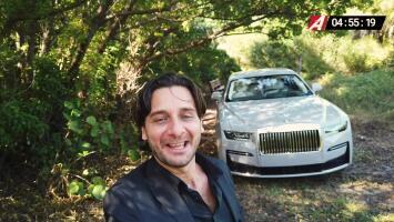 5 Minutos A Bordo del Rolls-Royce Ghost 2021   Univision A Bordo