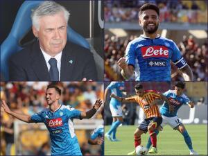 Serie A: Napoli predomina y gana al Lecce cuatro goles a uno
