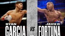Boxeo | ¿Quién es Javier Fortuna, el próximo rival de Ryan García?