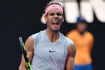 Manual de celebraciones en tercer día del Australian Open: Rafael Nadal y otros triunfos