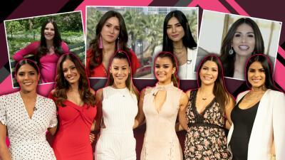 En fotos: así fue el emotivo reencuentro de reinas de Nuestra Belleza Latina