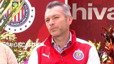 """José Luis Higuera y el Chivas del Apertura 2017: """"Ha sido vergonzoso este fracaso"""""""