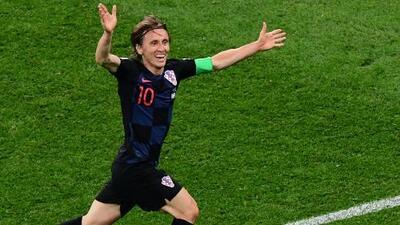 Croacia vs. Inglaterra en vivo, horario y como ver el partido de la Liga.