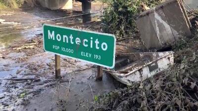Autoridades ordenan evacuaciones obligatorias en varias regiones del sur de California por tormentas