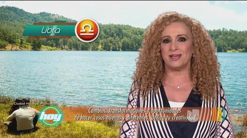 Mizada Libra 14 de junio de 2017
