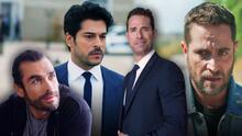 Los galanes de telenovelas y series que provocaron suspiros este año