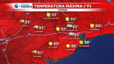 Alerta por altos niveles de ozono este jueves en Houston