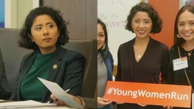 Con tan solo 28 años, Lina Hidalgo representa a los latinos como primera jueza del condado de Harris, Texas