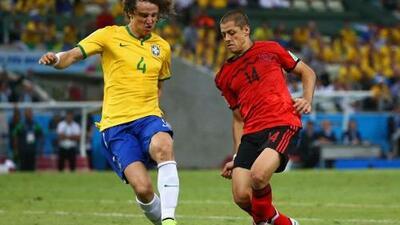 Partido entre México y Brasil se jugará en Sao Paulo
