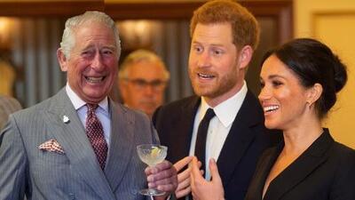 Meghan y Harry faltarán a la fiesta del 70 cumpleaños del príncipe Carlos y tienen buena excusa