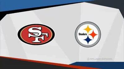 Previo del Pittsburgh Steelers vs San Francisco 49ers