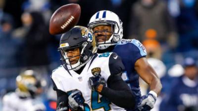Tennessee Titans cazó a los Jaguars y se confirmó como invitado a playoffs